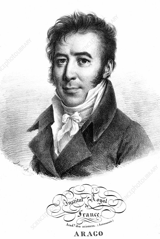 Dominique Francois Jean Arago, astronomer
