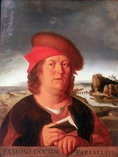 Paracelsus, Swiss-German physician