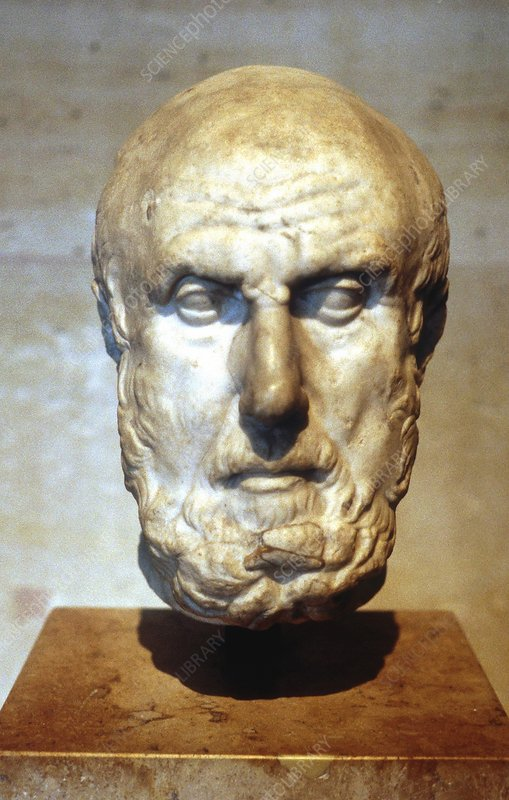 Hippocrates of Cos, Ancient Greek doctor