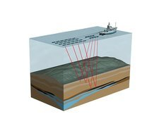 Seismic imaging with hydrophones