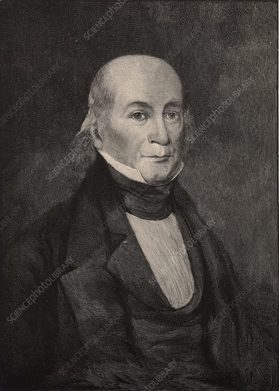 Gerard Troost, American geologist
