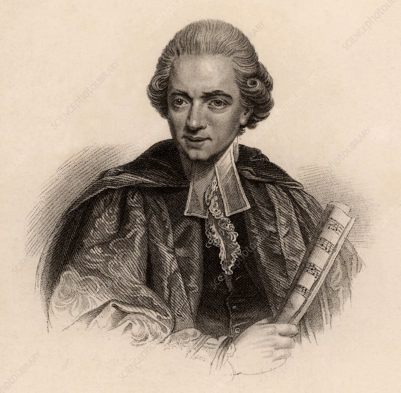 Charles Burney, English musicologist