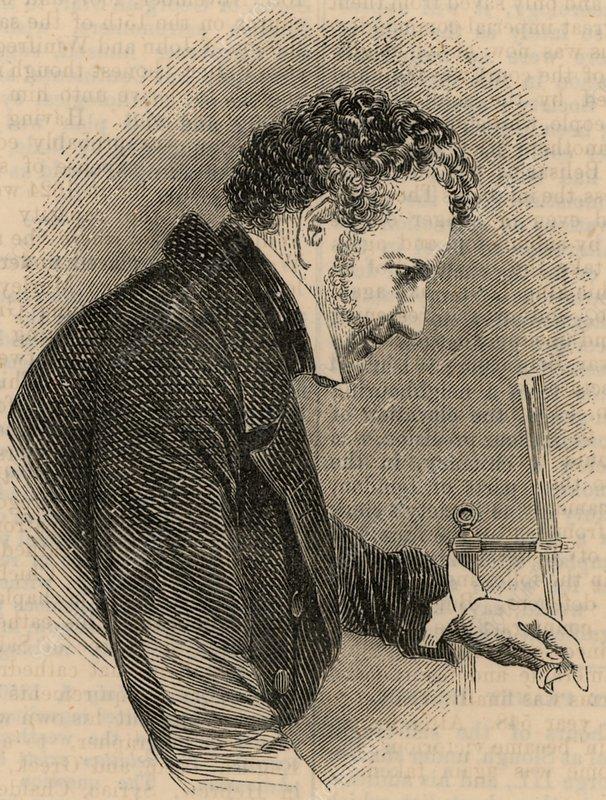 John Frederic Daniell, English chemist