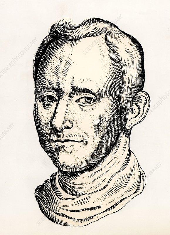 Jean Baptiste von Helmont, chemist