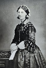 Florence Nightingale, British nurse