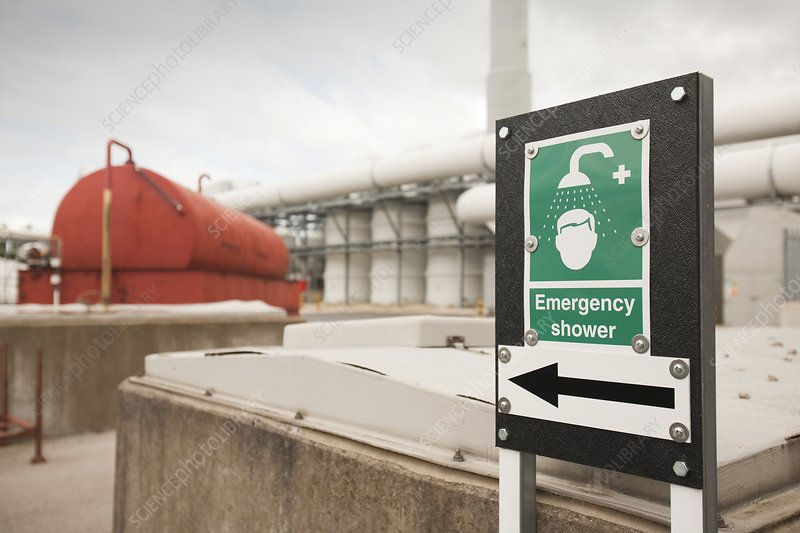 Sewage odour suppressant plant