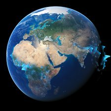 Linguistic diversity, Africa and Eurasia