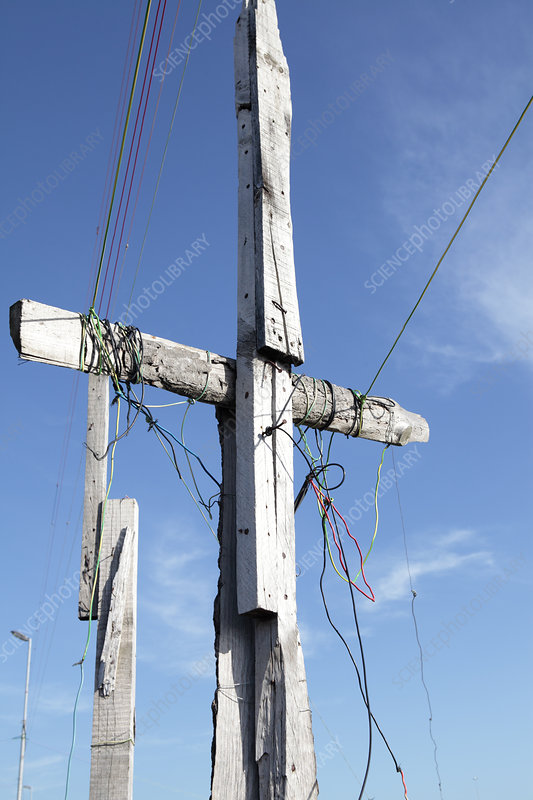 Township electricity, South Africa