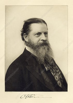 Charles Sanders Peirce, US philosopher