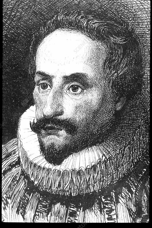 Cervantes, Spanish author