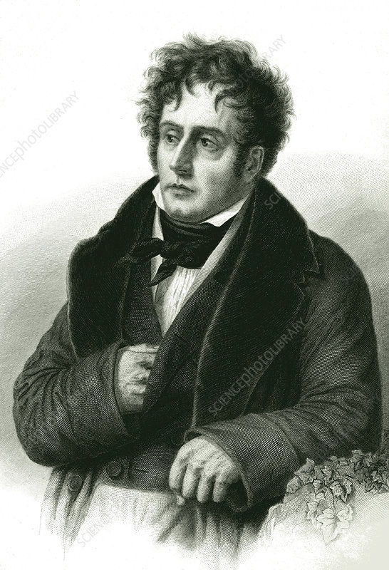 Francois de Chateaubriand, French writer