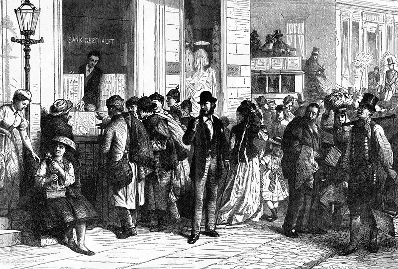 German emigrants to America