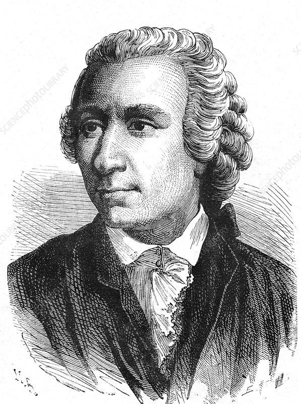 Leonhard Euler, Swiss mathematician