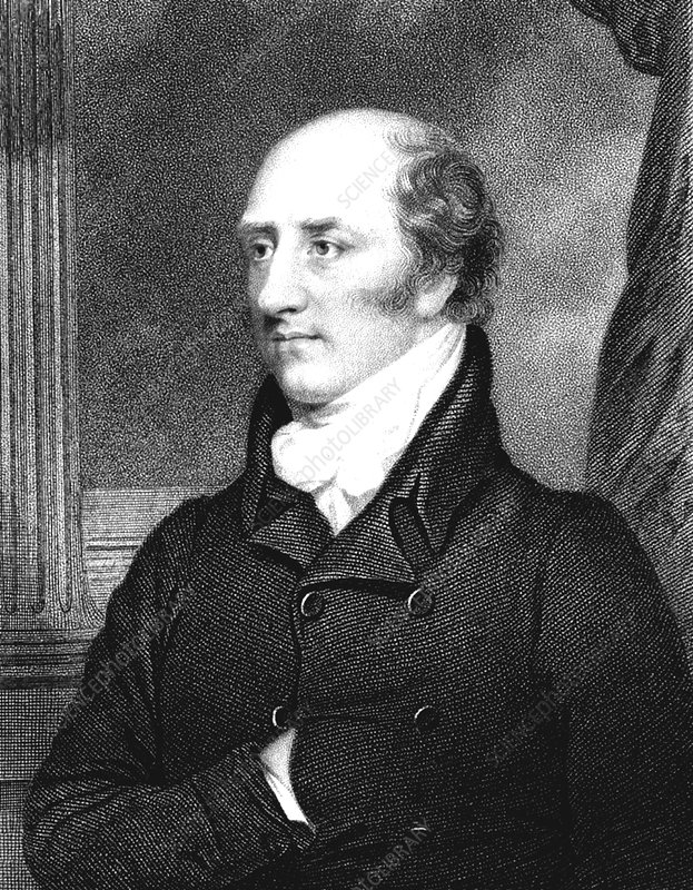 George Canning, British politician