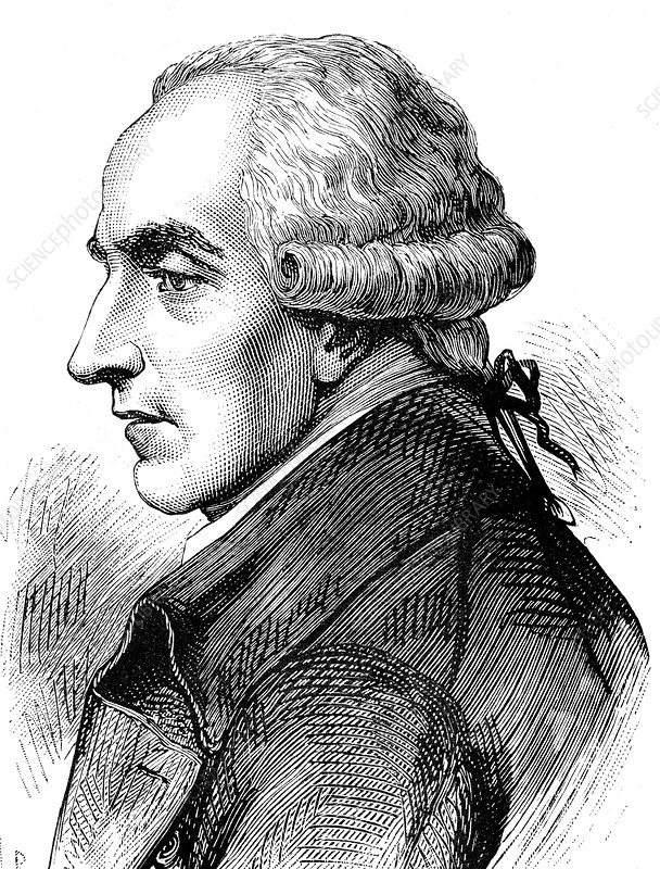 Pierre Laplace, French mathematician
