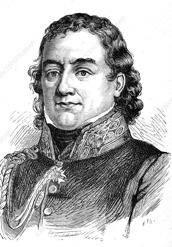 Jean Dominique Larrey, French surgeon