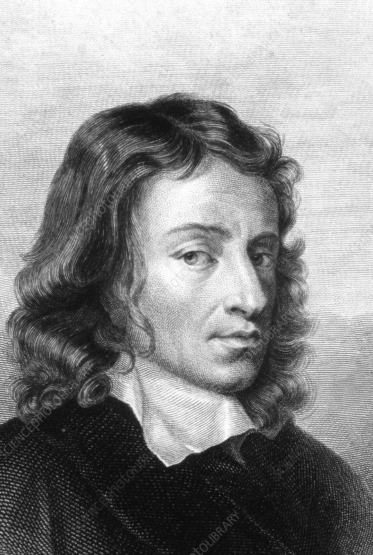 John Milton, English poet