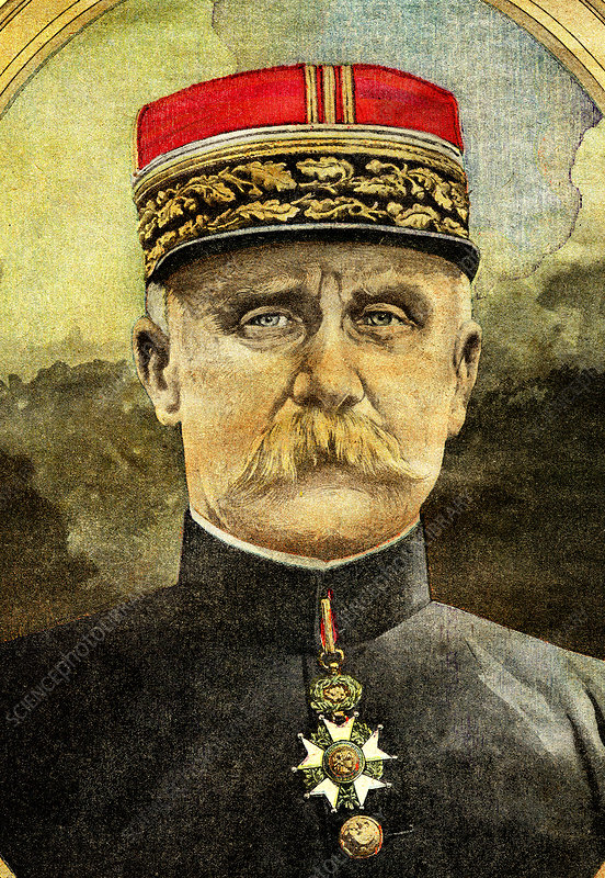 Philippe Petain, French general