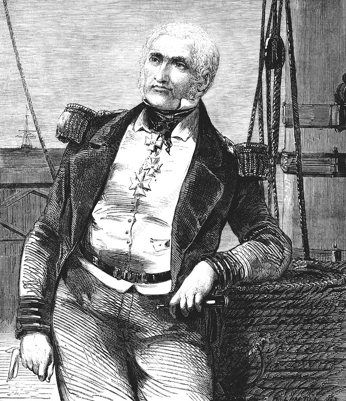Charles Napier, British naval officer