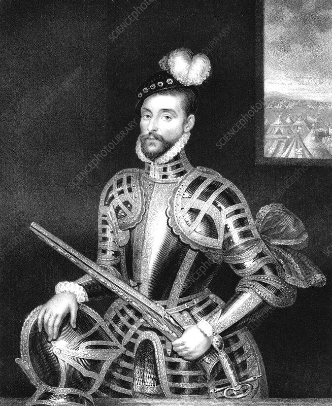 William Stanley, English soldier