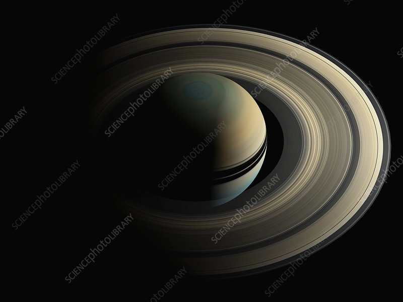 Saturn, illustration