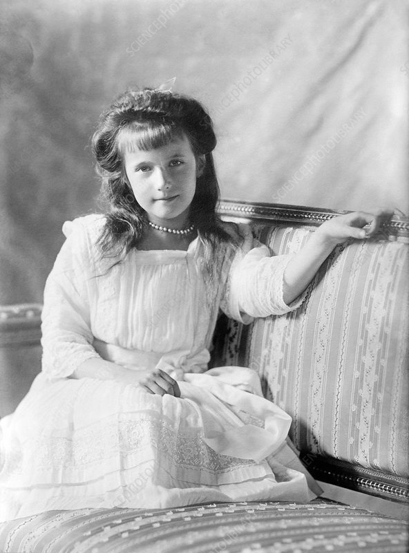 Grand Duchess Anastasia of Russia