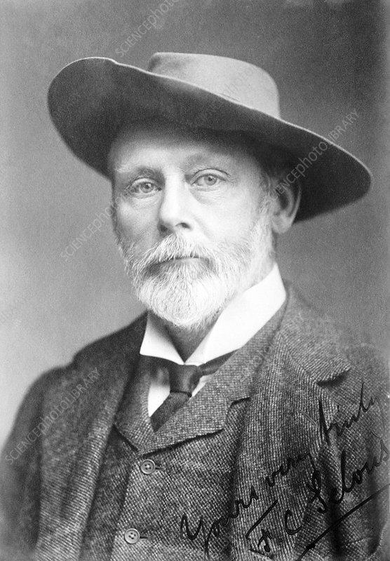 Frederick Selous, British explorer