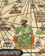 Mali Empire, 14th-century Catalan Atlas