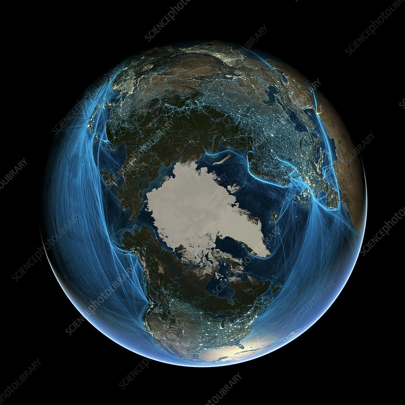 The Arctic and the anthroposphere