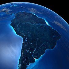 South America's hydrosphere