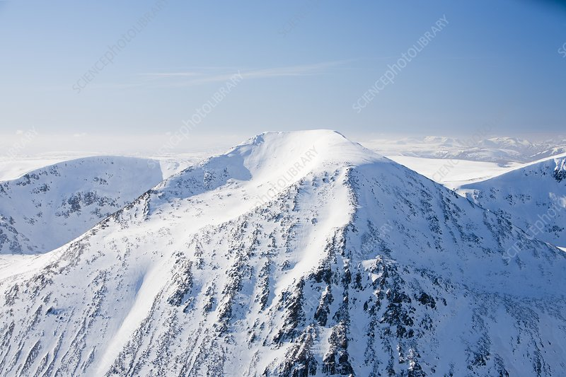 Cairn Toul, Cairngorms, UK