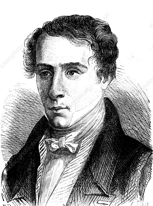 Augustin-Jean Fresnel, French physicist