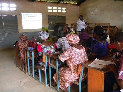 Ebola education, Guinea