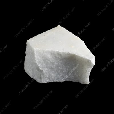 Sample of marble