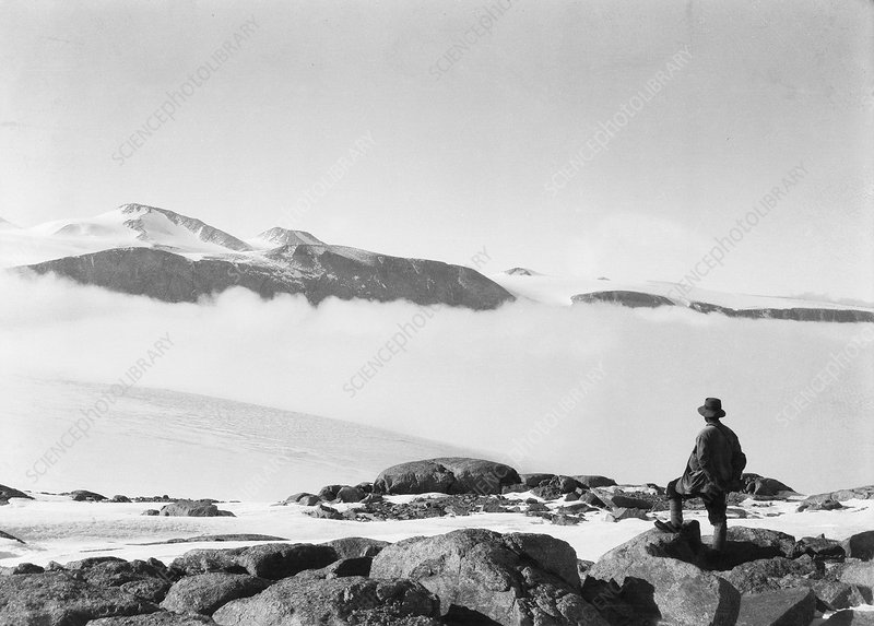Terra Nova Antarctic exploration, 1912