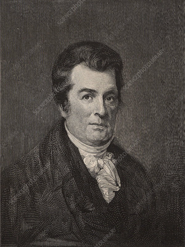 David Hosack, American physician