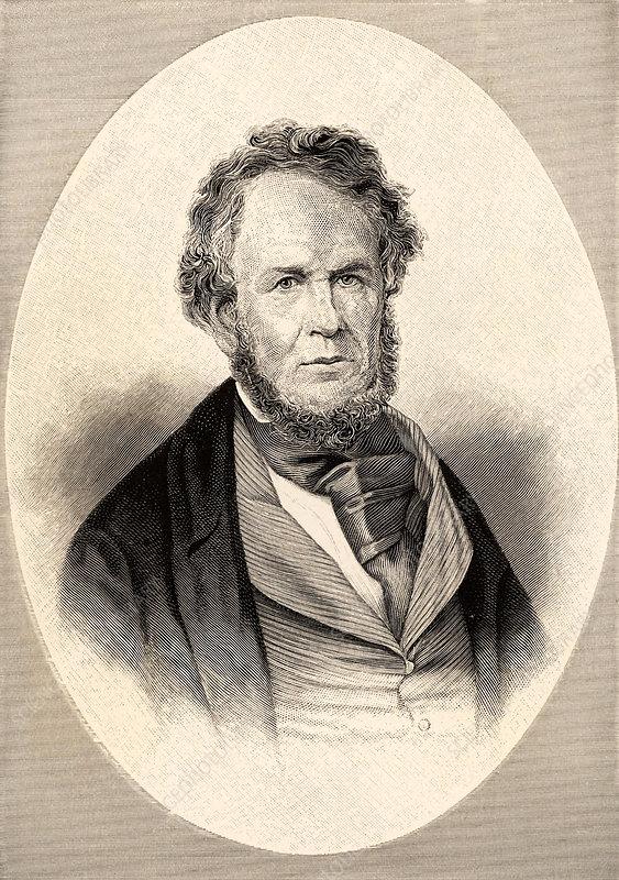Henry Rowe Schoolcraft, ethnologist