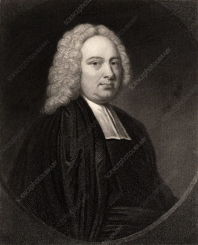 James Bradley, English astronomer