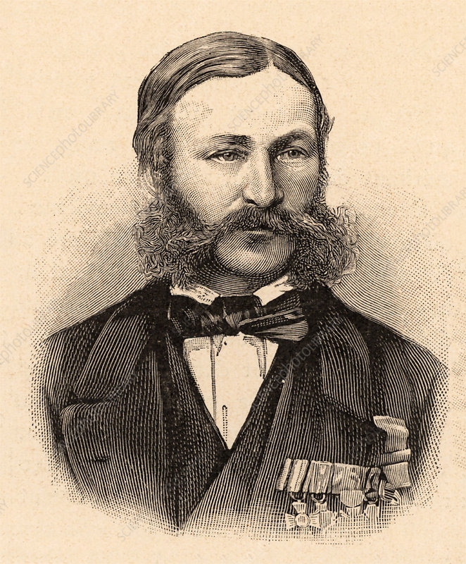 Heinrich Barth, German explorer