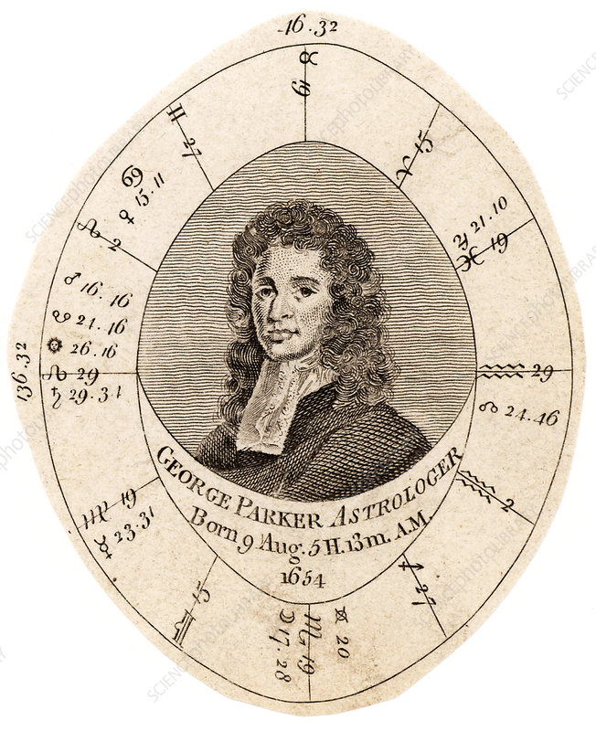 George Parker, English astrologer
