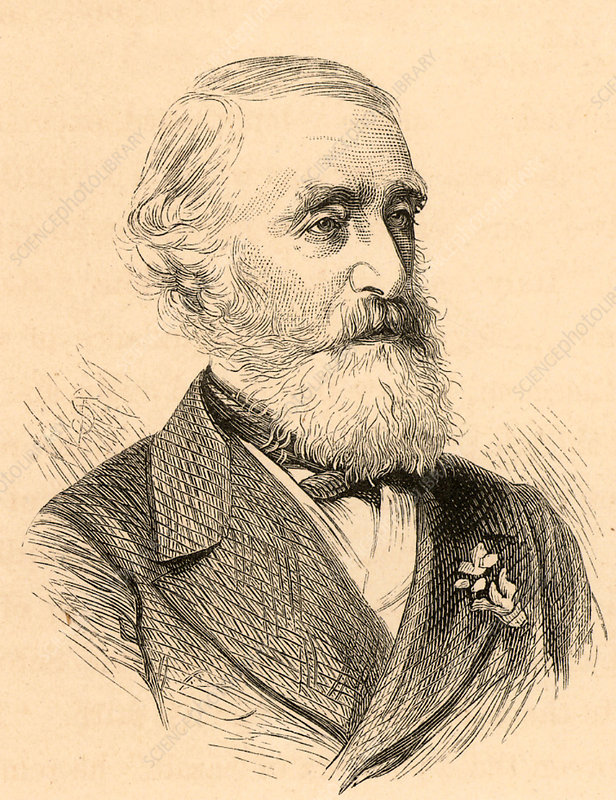 George Julius Poulett Scrope, geologist