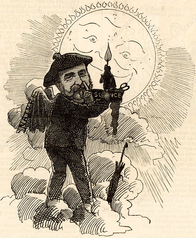 Joseph Norman Lockyer, English astronomer