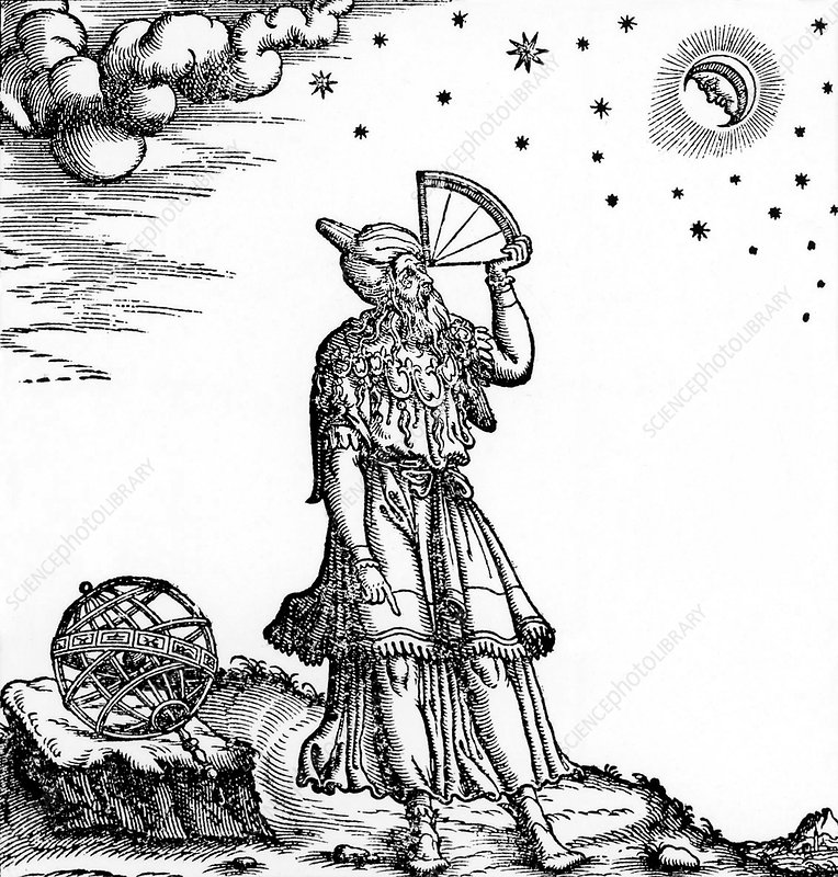 Ancient Greek astronomer