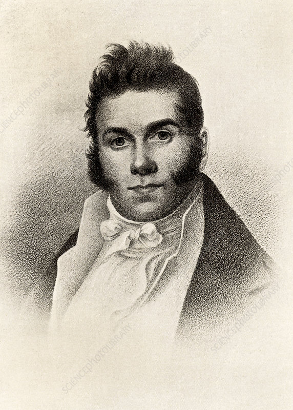 Thomas Say, American naturalist