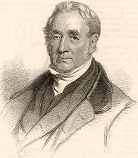 George Stephenson, railway pioneer