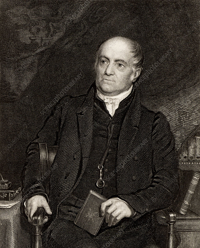 Olinthus Gregory, English mathematician