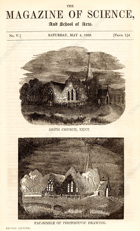 Magazine of Science, 1839