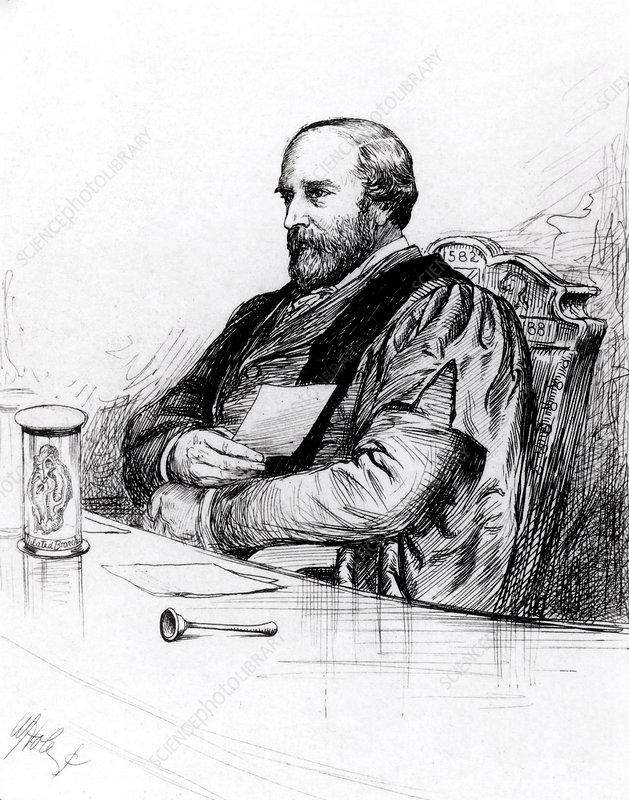 Thomas Grainger Stewart, physician