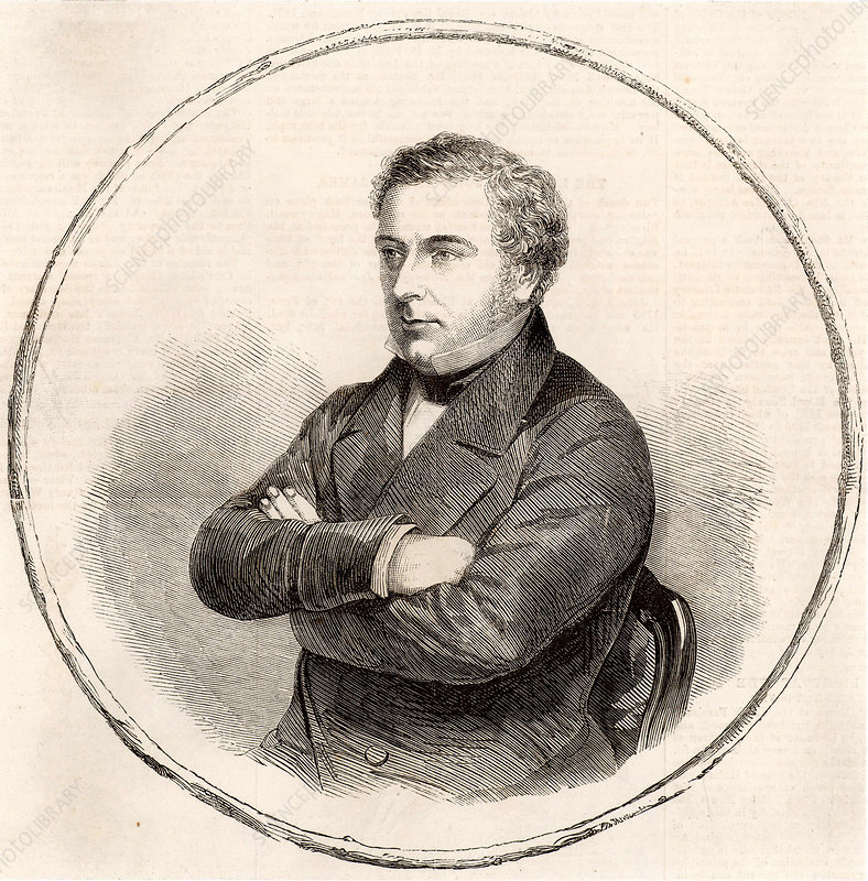 Robert Stephenson, English civil engineer