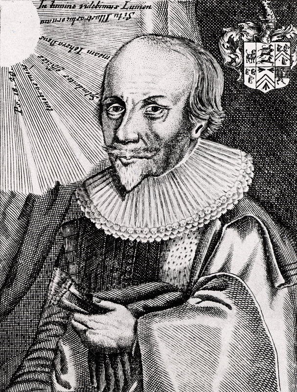 Robert Fludd, English chemist and mystic
